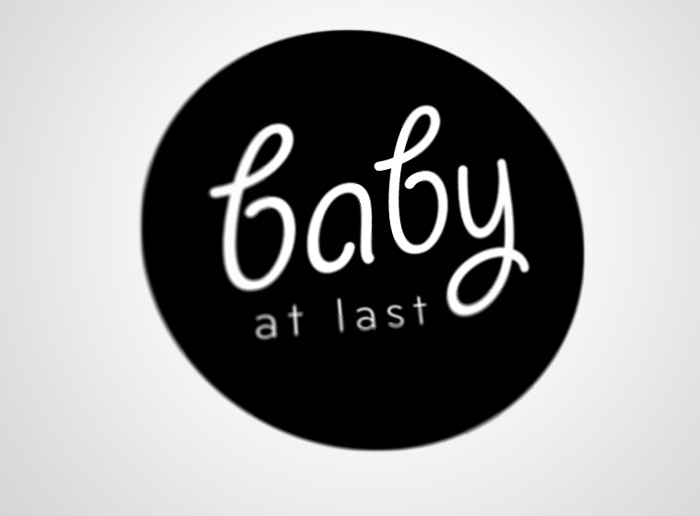 Graphic Design - Baby At Last