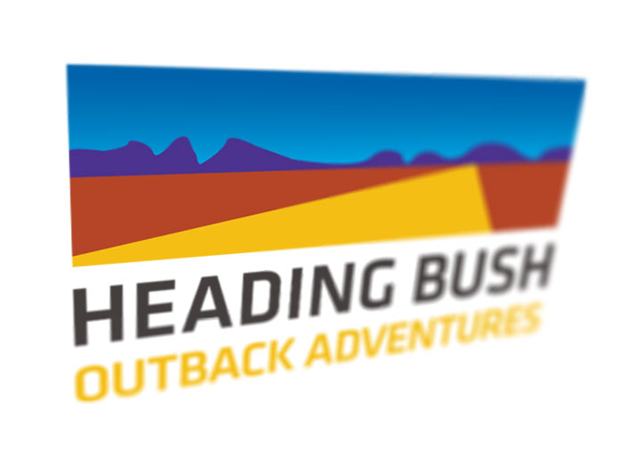Graphic Design - Heading Bush