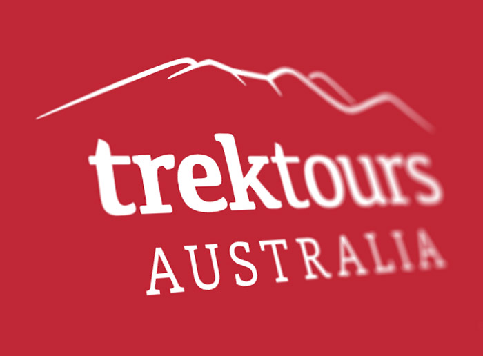 Graphic Design - Trek Tours Australia