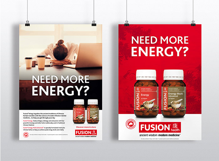Graphic Design - Fusion Health