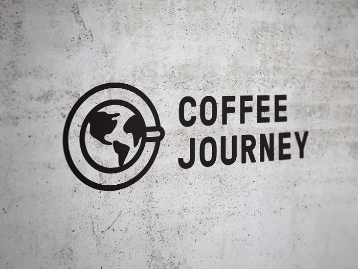 Logo Design - Coffee Journey